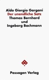 Der unendliche Satz Passagen Verlag