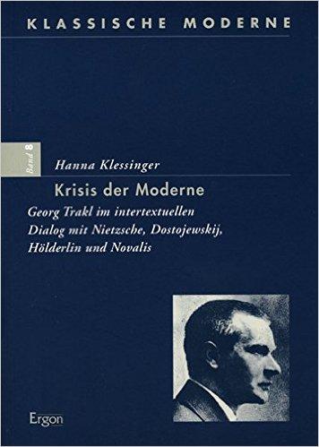 H.Klessinger, Kris der Moderne - G.Trakl