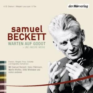 cover  Samuel Beckett_Warten auf Godot_Randomhouse