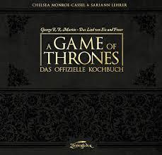 Zauberfeder Verlag_Kochbuch Game of Thrones