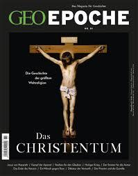 Das Christentum_GEO Epoche