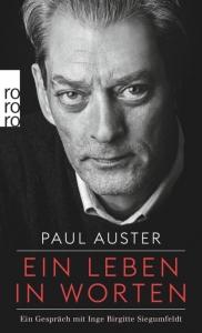Auster _ Leben in Worten _ Cover