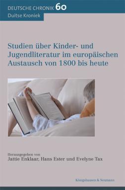Kinder- Jugendbuch Königshausen&Neumann Cover