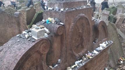 Jüdischer Friedhof Prag _ Walter Pobaschnig