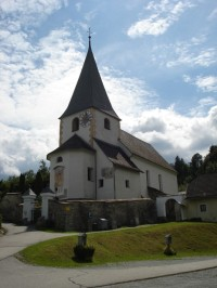 Tiffen Pfarrkirche _Kärnten Walter Pobaschnig