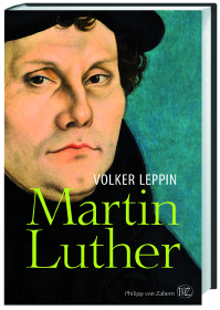 Volker Leppin, Martin Luther_Cover