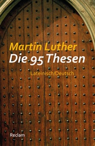 95 Thesen Martin Luther