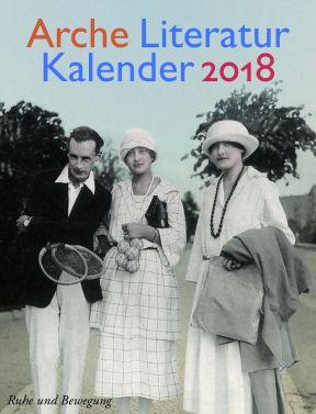 arche_literatur_kalender 2018 Cover