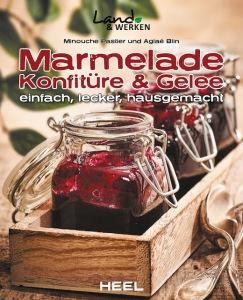 Marmeladen, Gelees, Konfitüre _ Cover
