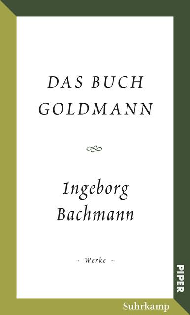 Das Buch Goldmann_Cover