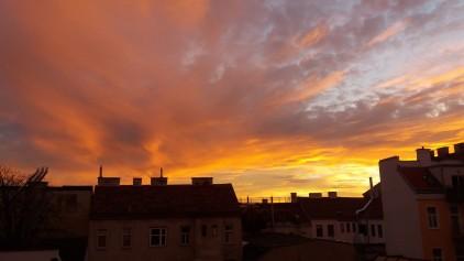 Roter Himmel_Motiv Walter Pobaschnig