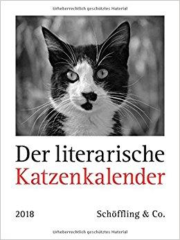 Cover_Literarischer Katzen Kalender