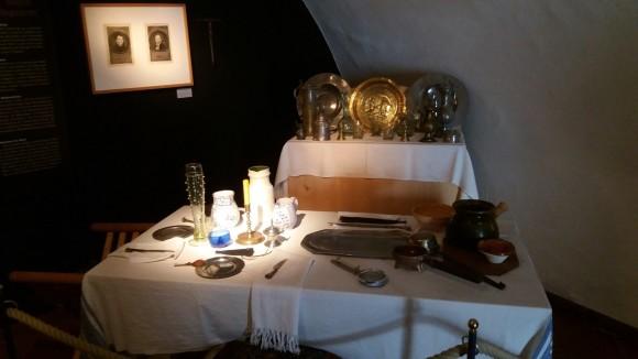 Mittagstisch Familie Luther_Museum Villach 2017 _ Walter Pobaschnig