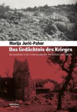 Cover _ Das Gedächtnis des Krieges