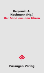Cover_Benjamin A.Kaufmann, Der Sand in den Uhren