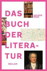 Cover_Buch der Literatur_Reclam