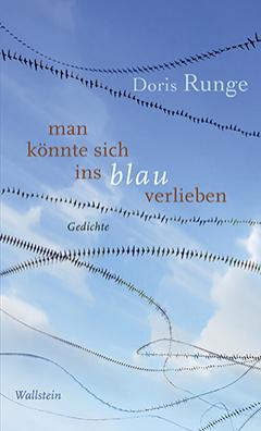 Cover_Doris Runge _ man könnte sich ins blau verlieben