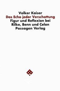 Cover_Volker Kaiser_Passagen Verlag