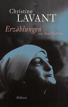 Cover_Lavant _ Erzählungen aus dem Nachlass