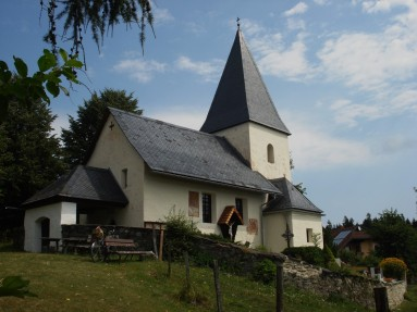 Wehrschling_Wehrkirche Kärnten