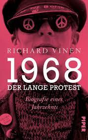 Cover 1968_Richard Vinen_Piper Verlag
