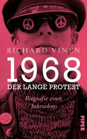 Cover 1968_Richard Vinen_Piper Verlag