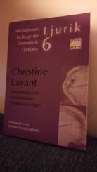 Lavant_Interpretationen _ Präsens Verlag Cover
