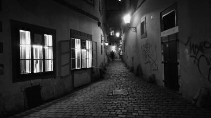 Motiv_Stadt Nacht _ Walter Pobaschnig