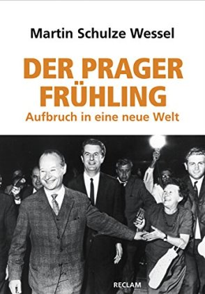 Reclam Prager Frühling _ Cover