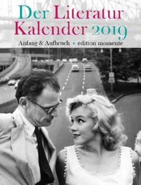edition monente _ Literaturkalender 2019
