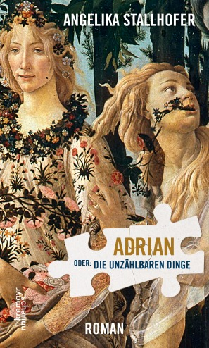 Adrian oder die unzählbaren Dinge_Cover
