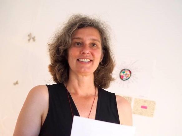 Brigitta Höpler _ Literatursalon 1