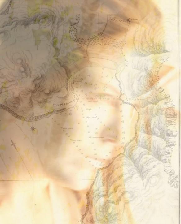 Isabel Belherdis_Approaching cape of good hope, 2020
